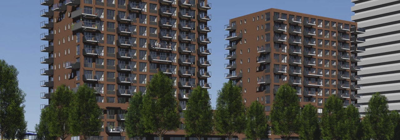 Second residential tower above De Hoven will be realised