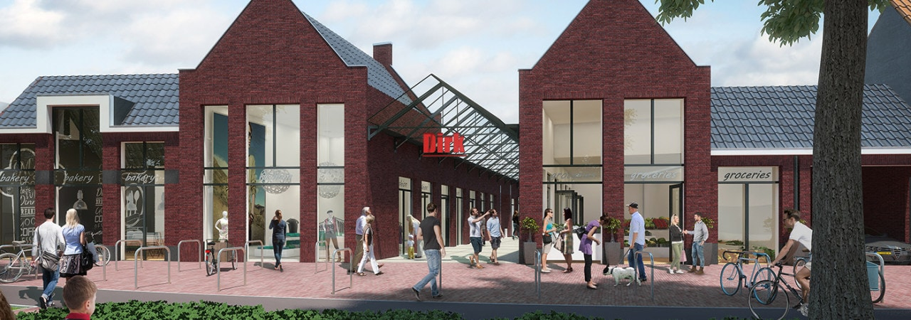 Project Bisschopsmolenstraat in BN DeStem Etten-Leur & Moerdijk