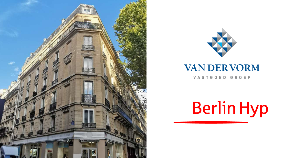 Refinancing French real estate assets with Berlin Hyp AG